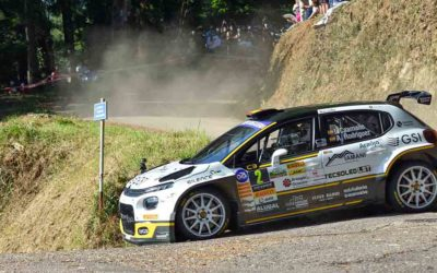 Rallye Sur do Condado 2021
